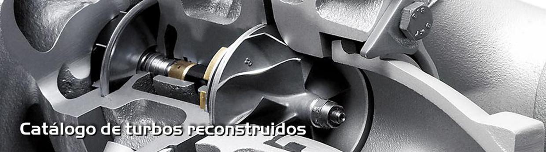 Turbos reconstruidos - Turbo Aljarafe Sevilla